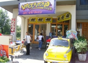 Rossi\'s Cafe in Tavullia