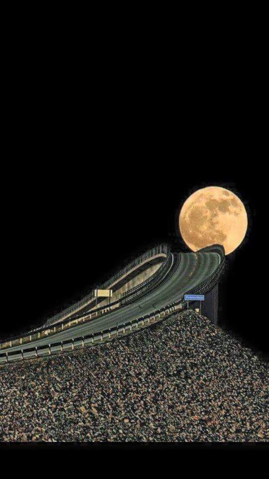 atlantic road moon